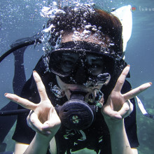Basic Diver/Try scuba diving