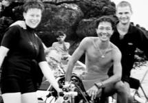 Lotus Diving History